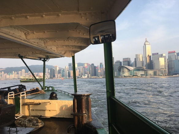 Wan Chai Star Ferry